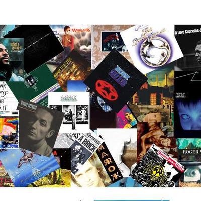 La notion de concept-album dans l'Histoire du Rock timeline