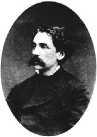 Stéphane Mallarmé (París, 18 de marzo de 1842 – Ibídem, 9 de septiembre de 1898) fue un poeta y crítico francés, uno de los grandes del siglo XIX, que representa la culminación y al mismo tiempo la superación del simbolismo francés.