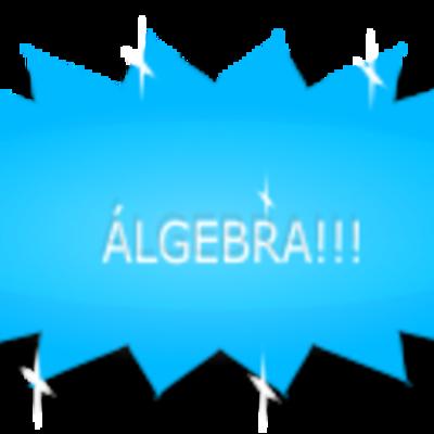 Historia y Evolución del Álgebra timeline