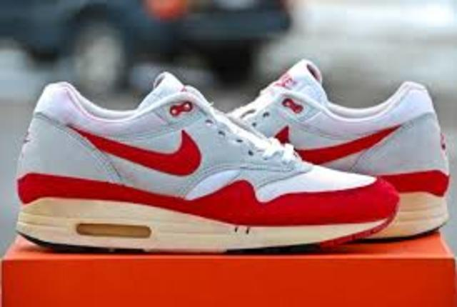 Air Max Shoes Introduced