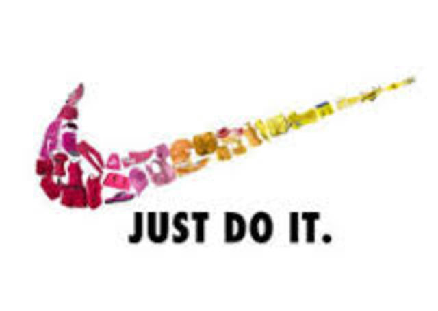 "Nike starts ""Just Do it"""