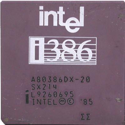 Evolução do CPU Intel AMD e Cyrix timeline