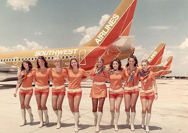 Southwest airlines ipo history