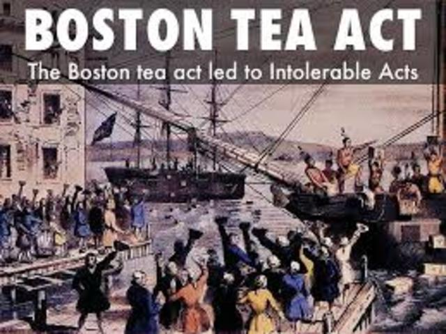 an analysis of the us tea act of 1773 Somewhat lost in all of the lists is the original american tea party, the  the tea  act of 1773 that sparked the boston tea party, rakove says,.