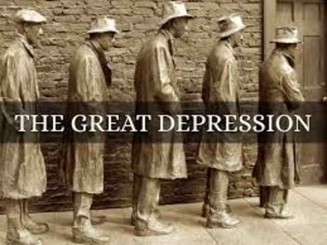 The great depression dates in Perth