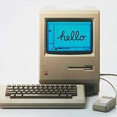 The Evolution of Computer Technology timeline