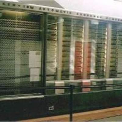 Os primeiros ordenadores da era da informatica timeline