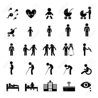 Desarrollo humano  timeline