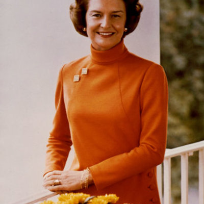 The Real Betty Ford timeline