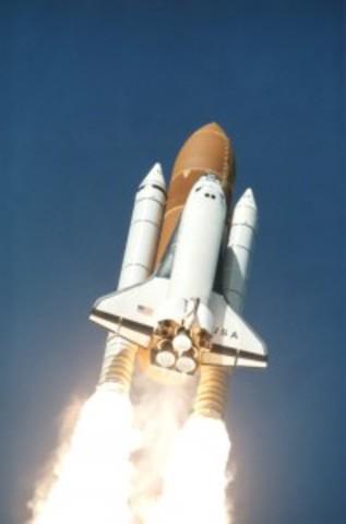 The Spacecraft timeline | Timetoast timelines