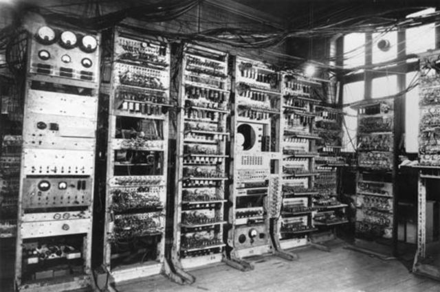 The history of computer science timeline | Timetoast timelines