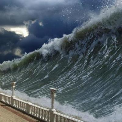 Deadly Tsunamis - Oliver Silvano timeline