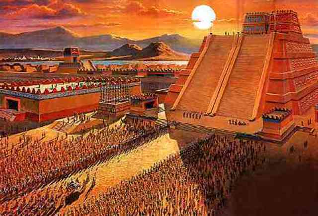 Aztec Empire timeline | Timetoast timelines