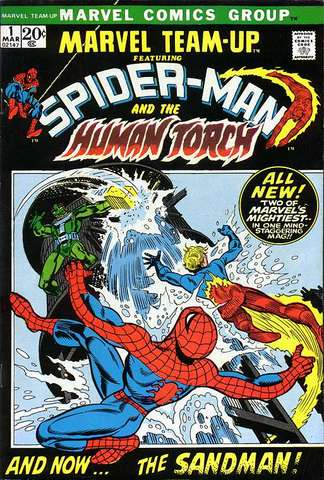 Marvel Team Up#1