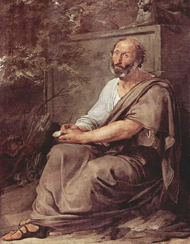 Death of Aristotle