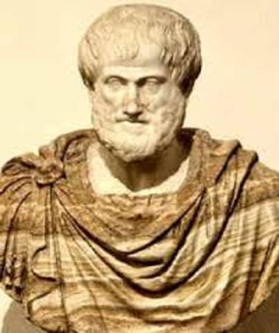 Aristotle was Born