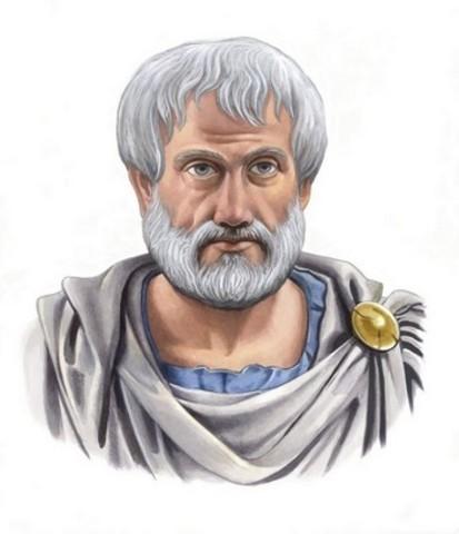 Aristotle Observes a Lunar Occulation