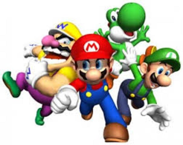 Inicios de juegos de video