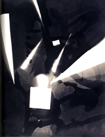 Man Ray, untitled rayograph, 1923-8