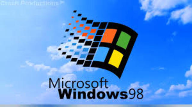 1998 WINDOWS 98