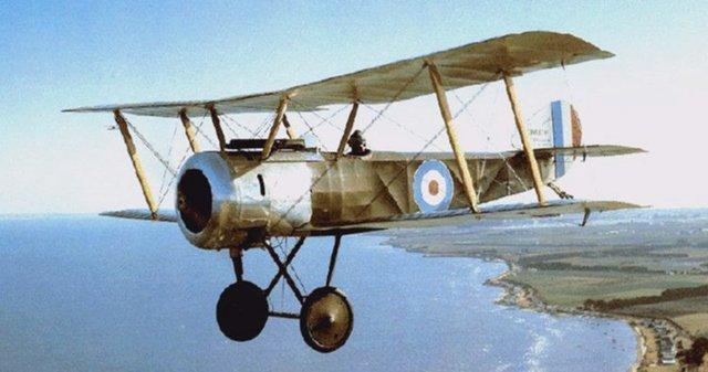Invención de las aeronaves