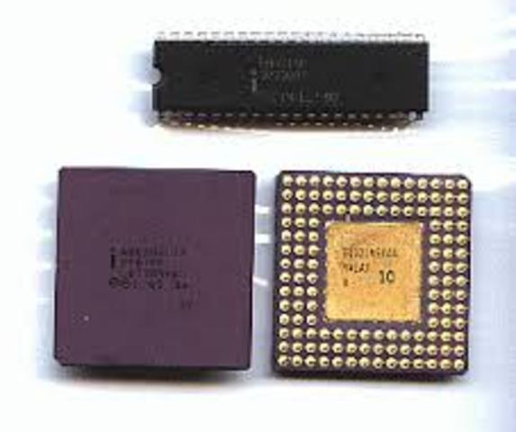•Microprocesadores