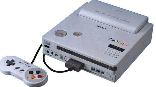 •Playstation 1995