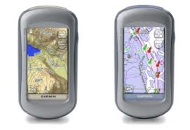 Lanzamiento de GPS 2008