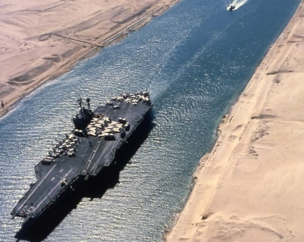 War of the Suez Canal
