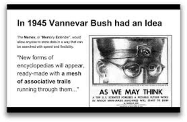 Idea inicial de Bush