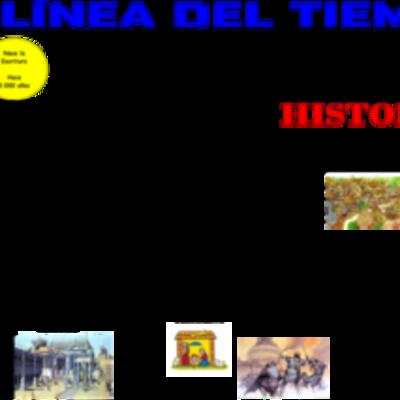Arte y Aquitectura  de nuestra Extremadura a lo largo del tiempo timeline