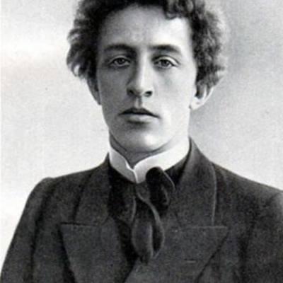 Александр Блок - поэт родины, поэт революции timeline