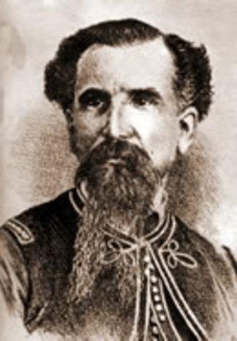 Lucio V. Mansilla publica una excursion a los indios ranqueles