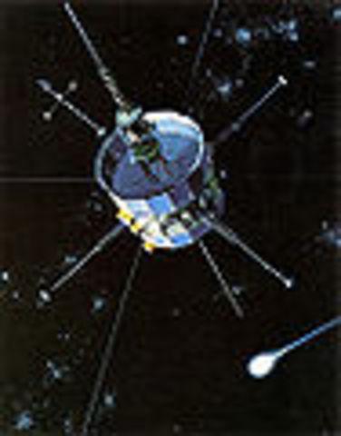 First lunar rover