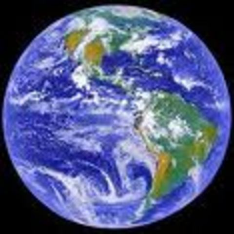First Earth Orbiter