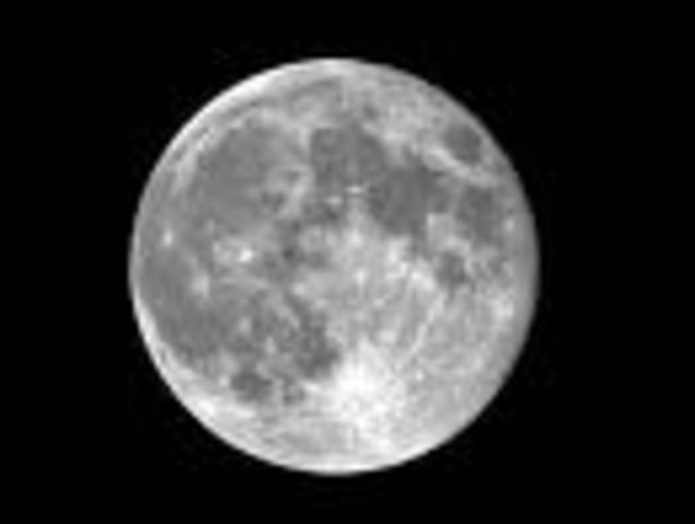 First Lunar Flyby