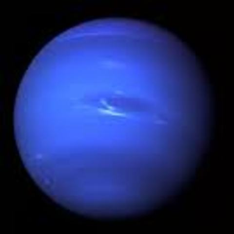First Neptune Flyby