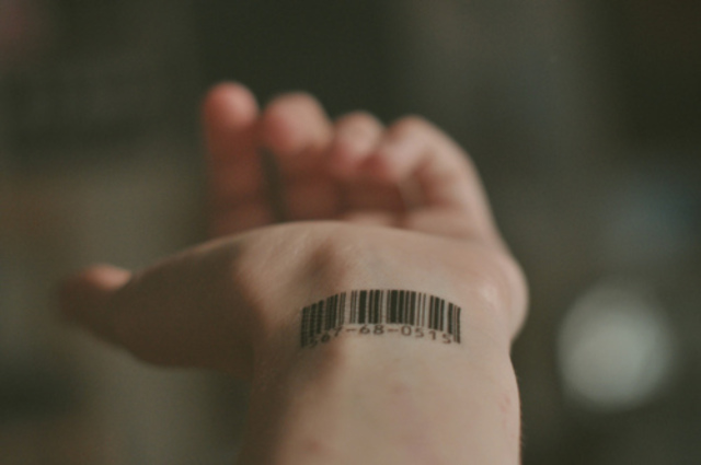 Leitura da tatuagem