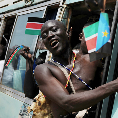 The timeline of South Sudan: 2005-2015