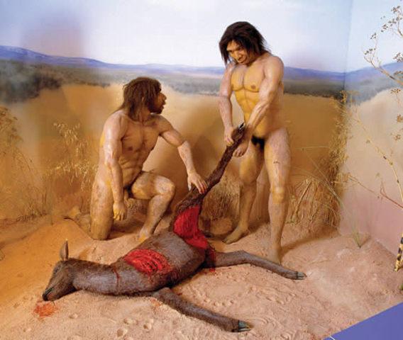 Pueblos Indigenas AÑO 4000 A.C