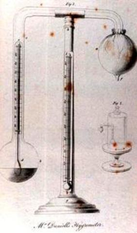 Resultado de imagen para termómetro 1593