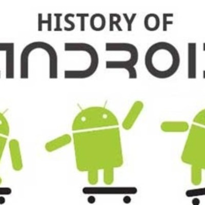 Evolución de Android timeline
