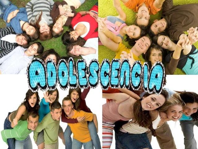 """""""Adolescencia"""" de 14 - 16 años de edad y de 17 - 20 años de edad."""