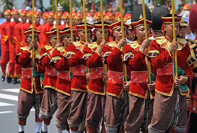 The Thai Army