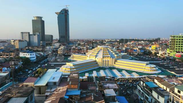 Relocation to Phnom Penh