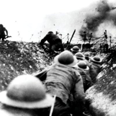 Les évènements du première guerre mondiale timeline
