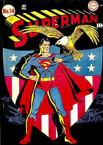 Golden Age of Comics Begins