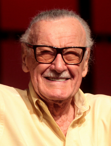 Stan Lee promoted to interm editor
