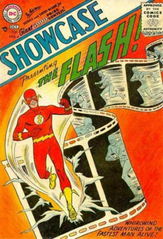 Silver Age of Comics Begins