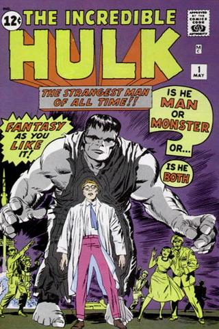 Incredible Hulk #1 released